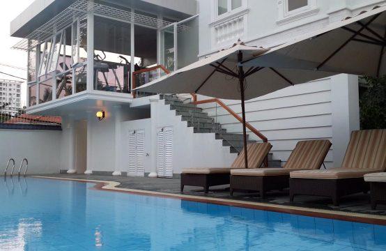 Nice villa for rent in Thao Dien ward district 2