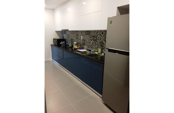 Cozy apartment for lease in Hung Phuc building