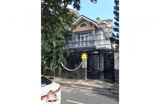 Villa for rent in Trung Son area district 7 HCMC