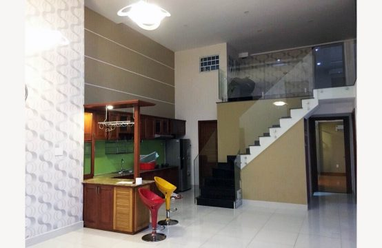 Cozy Phu Hoang Anh apartment for lease in district 7