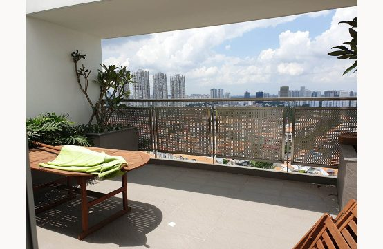 Penthouse for lease in Himlam Riverside