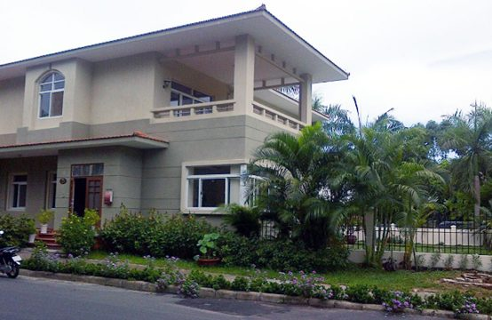 Villa for rent in Phu Gia district 7 HCMC