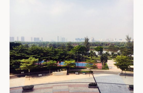 Cozy apartment for lease in Riverside Phu My Hung