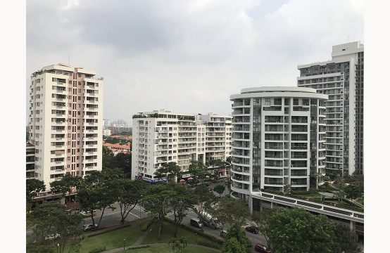 RiverPark apartment for rent in Tan Phong ward, district 7