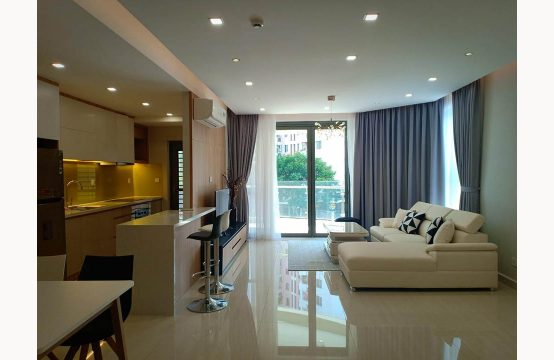 Apartment for rent in Riverpark Premier Phu My Hung