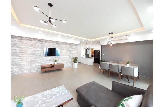 Four bedroom apartment for rent in Riviera Point