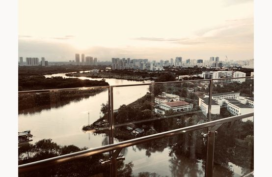 Midtown apartment for rent in Phu My Hung