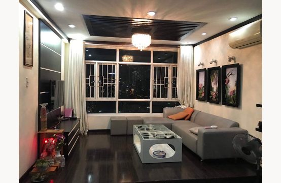 Nice apartment for rent in Hoang Anh Gold House