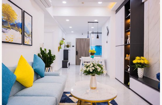 Nice apartment for rent in Saigon South Residences