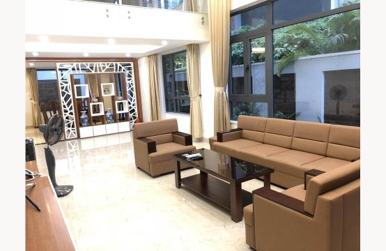 Nice Villa for rent at Phu My Van Phat Hung