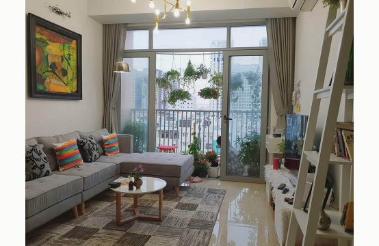 Apartment for rent in Luxcity district 7 HCMC