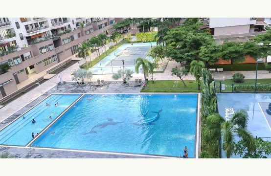 Panorama apartment for rent on Tran Van Tra, Tan Phong ward, district 7