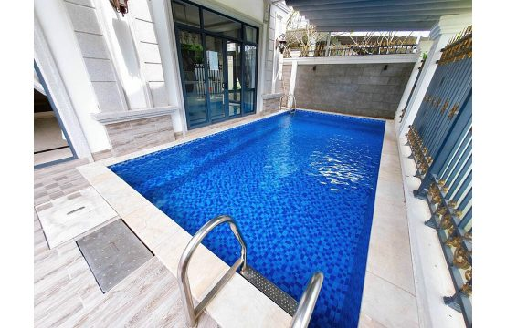 Single Villa for rent in Nam Thong Phu My Hung